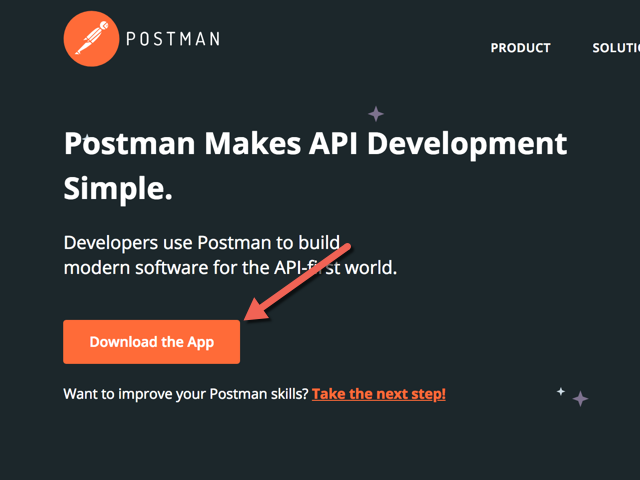 Writing API Calls (Postman Example) – ParseHub Help Center